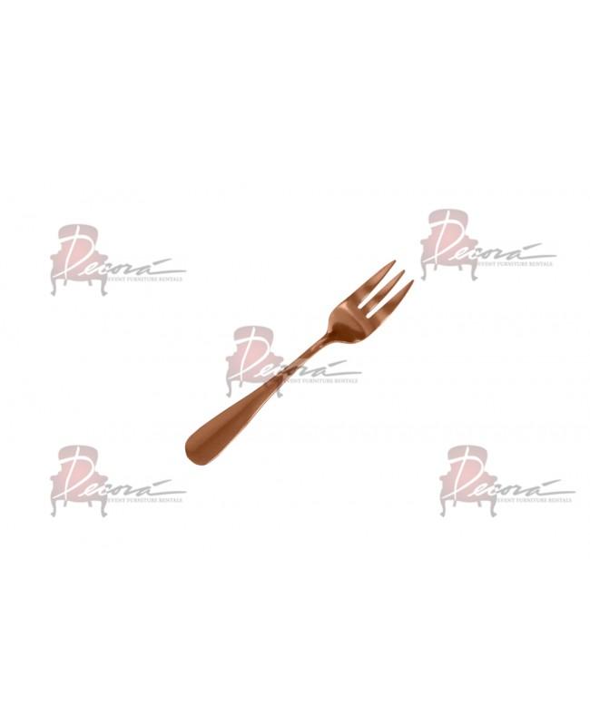 Cocktail Fork (Rose Gold)