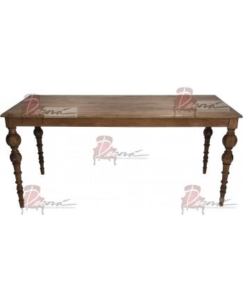 Savannah Highboy Table