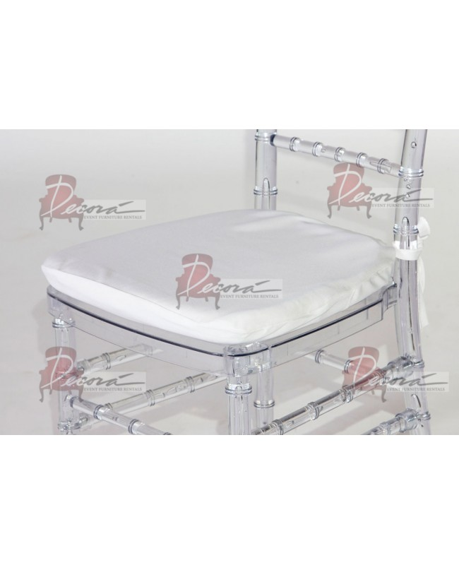 Cushion White (Satin) (Regular)