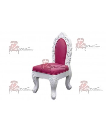 Empress Kid Chair (Fuchsia)