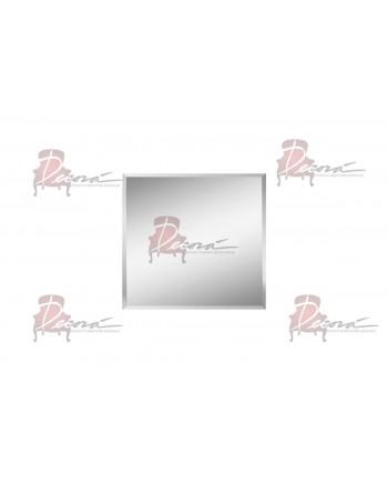 "Acrylic Mirror Top 48""x48"" (Square) ( Silver )"