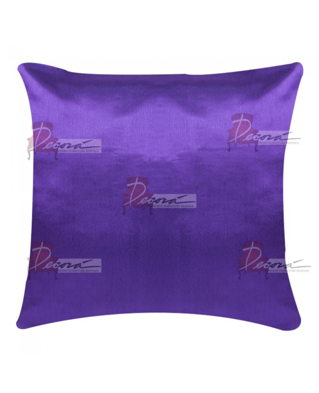 Pillow Satin - Purple