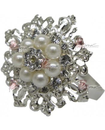 Carnation Napkin Ring