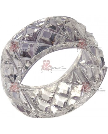 Clear Napkin Ring