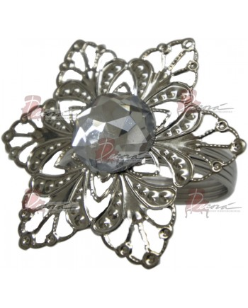 Gardenia Napkin Ring