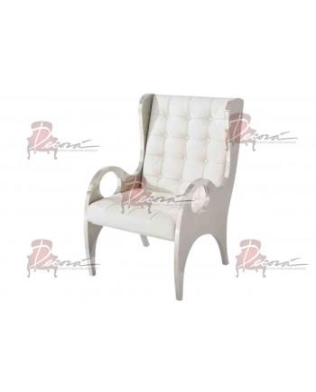 Reflection Armchair (Modern) (White)