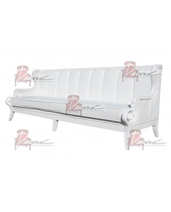 Empire Sofa (White)