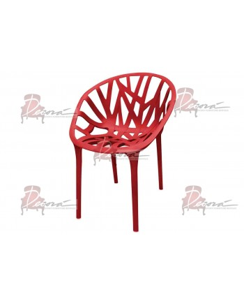 Gypsy Chair Red