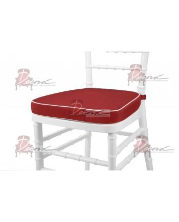 Maze Cushion (Red)