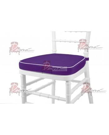Maze Cushion (Purple)