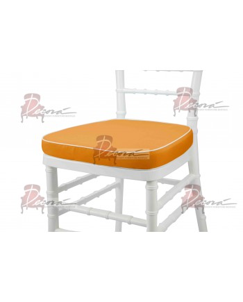 Maze Cushion (Orange)
