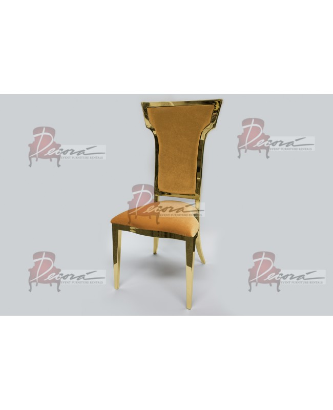 Reflection Chair Wings (Gold-Champagne)