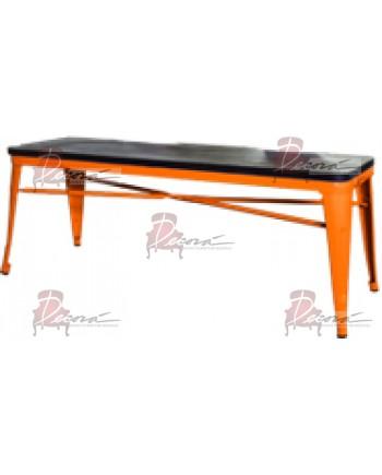 Urban Bench (Orange)