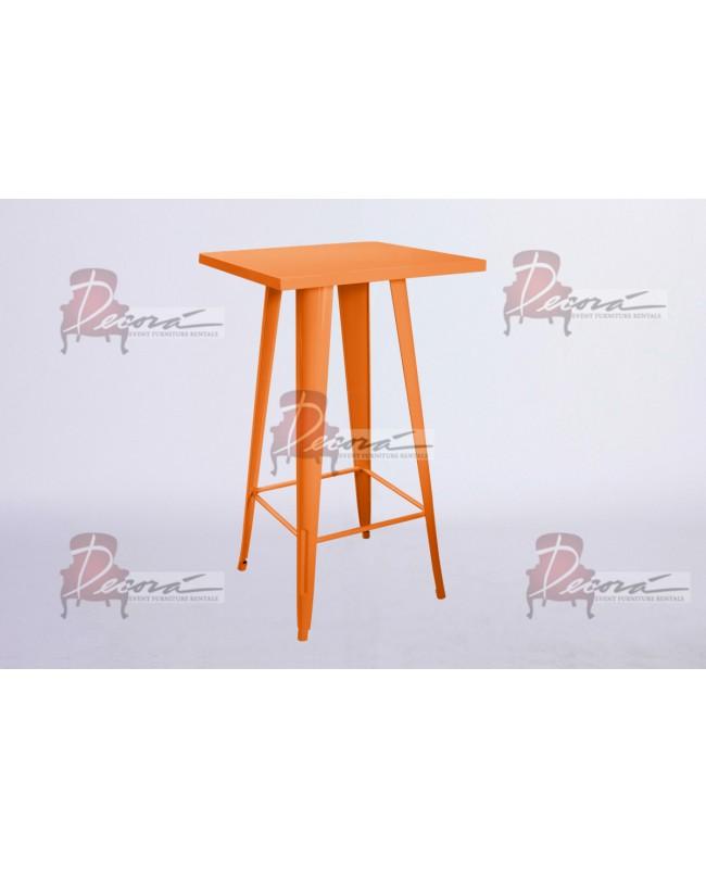 Urban Highboy Table (Green)