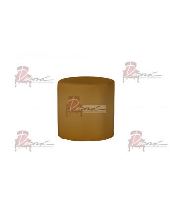Soho Ottoman (Round)(Gold)