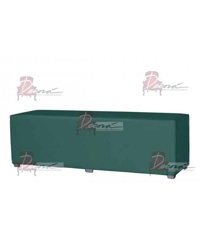 "Soho Bench 60""  (Rectangular)(Green)"