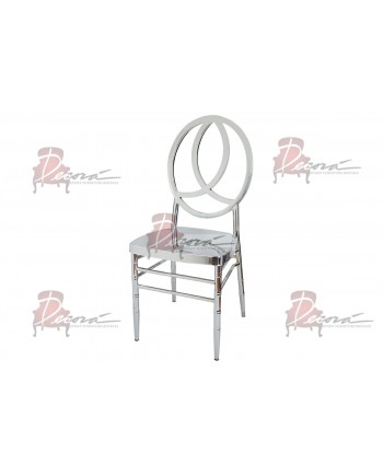 Infinity Chair (Silver)