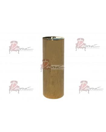 """Cylinder Pedestal (Gold) 48"""" H"""