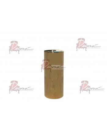 """Cylinder Pedestal (Gold) 30"""" H"""