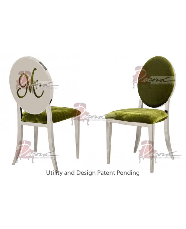Mr. Chair (Silver-Moss)