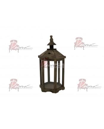 Vintage Bird Cage Lantern (Small)