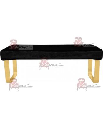 Modern Line Bench (Gold)