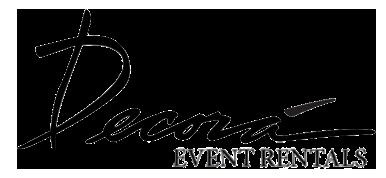 Decora - Furniture Event Rentals - Miami, Hialeah, Miami Beach