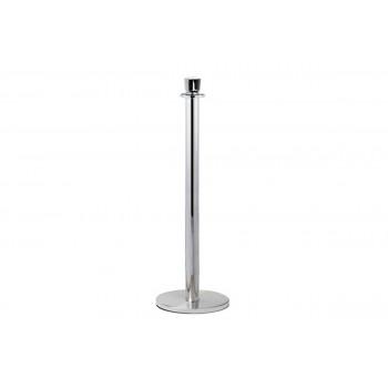 Stanchion Pole (Silver)