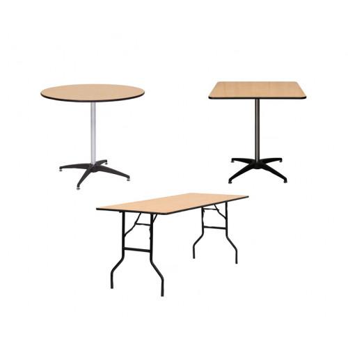 Regular Tables