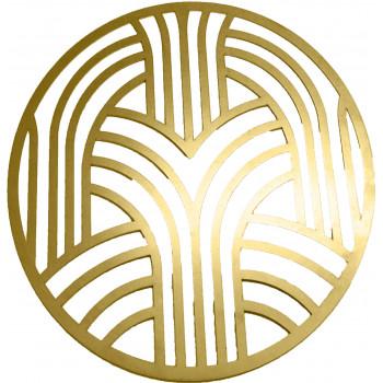 Artdeco Charger Plate