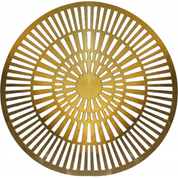 Spinner Charger Plate