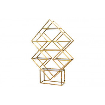 Reflection Bar Back Lyon (Gold) (Large)