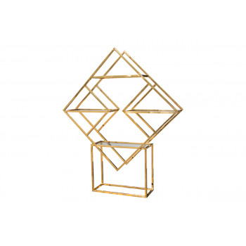Reflection Bar Back Lyon (Gold) (Small)