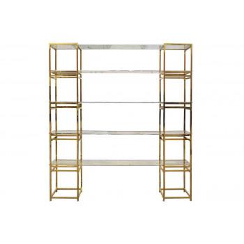 Reflection Bar Back Shelf (Gold)