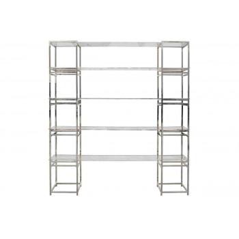 Reflection Bar Back Shelf (Silver)