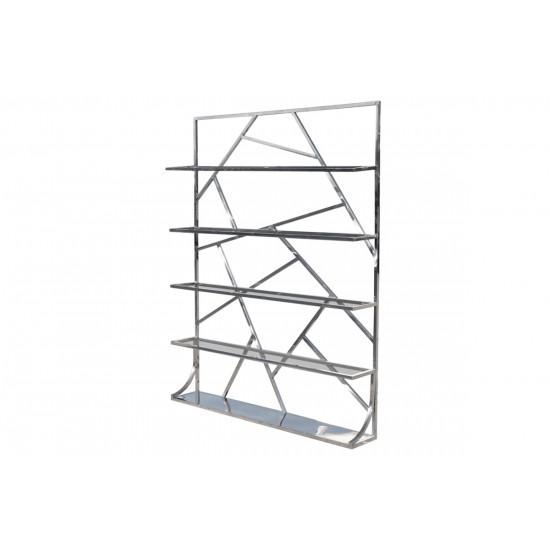 Reflection Bar Back Web (Silver)