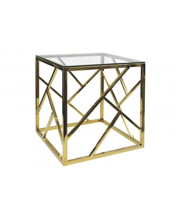 Reflection Coffee Table Web (Gold)
