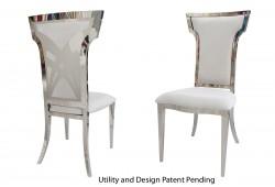 Titan Chair (Silver)