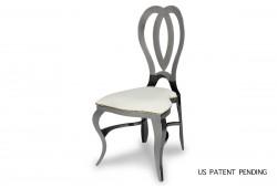 Halexandria Chair (Gun Metal)