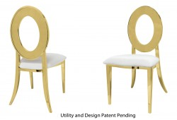 Oz Chair (Gold)