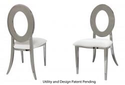 Oz Chair (Silver)