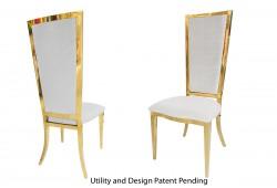 Vanderbilt Chair (Gold)