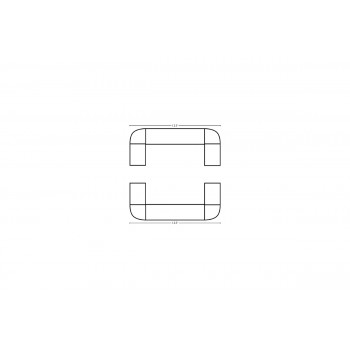 Modular Bar Square 12.5' x 12.5'