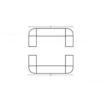 Modular Bar Square 24' x 24'