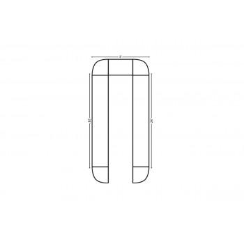 Modular Bar U Shape 24' x 24'