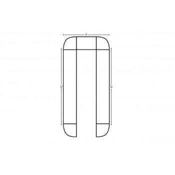 Modular Bar U Shape 32' x 32'