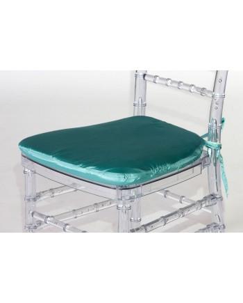 Cushion Gold Turquoise (Taffeta) (Regular)