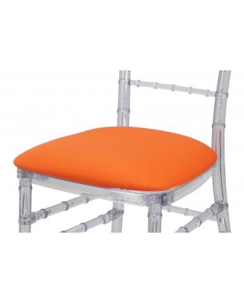 Cushion Hot Orange (Spandex) (Regular)