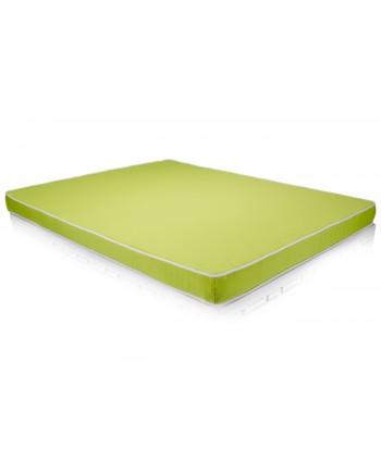 Maze Bed Cushion Lime Green 36x48x4