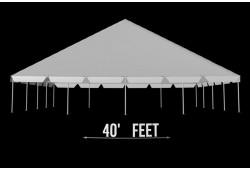 Tents 40' Feet wide